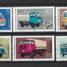 Sellos: ALEMANIA DDR 1982 SERIE COMPLETA ** MNH - 2/43. Lote 268910389
