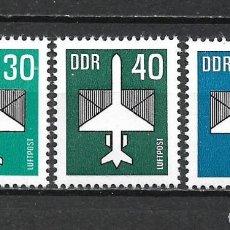Sellos: ALEMANIA DDR 1982 SERIE COMPLETA ** MNH - 2/43. Lote 268911064
