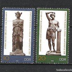 Sellos: ALEMANIA DDR 1983 SERIE COMPLETA ** MNH - 2/43. Lote 268911094