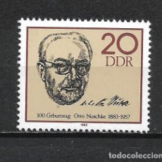 Sellos: ALEMANIA DDR 1983 SERIE COMPLETA ** MNH - 2/43. Lote 268911119