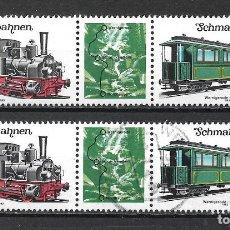 Sellos: ALEMANIA DDR 1983 ** MNH+USADO - 2/44. Lote 268912844