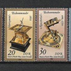 Sellos: ALEMANIA DDR 1983 SERIE COMPLETA ** MNH - 2/44. Lote 268912939