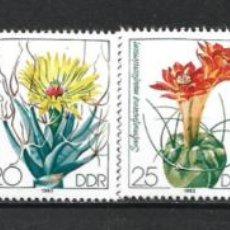 Sellos: ALEMANIA DDR 1983 SERIE COMPLETA ** MNH - 2/44. Lote 268912959