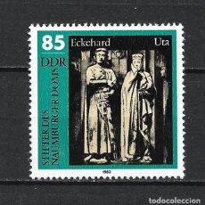 Sellos: ALEMANIA DDR 1983 ** MNH - 2/44. Lote 268913019