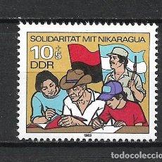 Sellos: ALEMANIA DDR 1983 SERIE COMPLETA ** MNH - 2/44. Lote 268913149