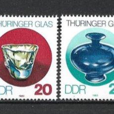 Sellos: ALEMANIA DDR 1983 SERIE COMPLETA ** MNH - 2/44. Lote 268913164