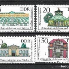Sellos: ALEMANIA DDR 1983 SERIE COMPLETA ** MNH - 2/44. Lote 268913244