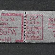 Sellos: ALEMANIA DDR 1983 SERIE COMPLETA ** MNH - 2/44. Lote 268914344