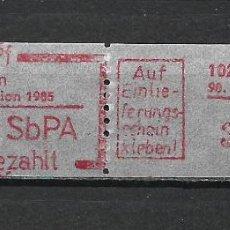 Sellos: ALEMANIA DDR 1983 SERIE COMPLETA ** MNH 60 € - 2/44. Lote 268914459