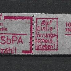 Sellos: ALEMANIA DDR 1983 SERIE COMPLETA ** MNH - 2/44. Lote 268914579