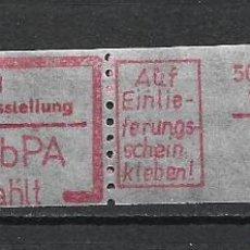 Sellos: ALEMANIA DDR 1983 SERIE COMPLETA ** MNH - 2/44. Lote 268914699