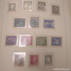 Francobolli: COLECCION DE SELLOS DE ALEMANIA ORIENTAL EN ALBUM 1949-1970. Lote 268950724