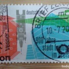 Sellos: ALEMANIA FEDERAL 2020. FREIBURG IN BREISGAU 900TH ANNIVERSARY. MI:DE 3553,. Lote 268997639