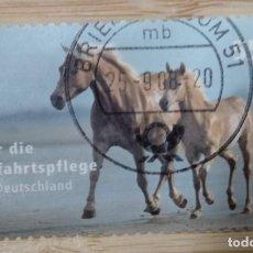 Timbres: ALEMANIA 2007.HORSE (EQUUS FERUS CABALLUS). MI:DE 2635,. Lote 269260558