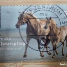 Timbres: ALEMANIA 2007.HORSE (EQUUS FERUS CABALLUS). MI:DE 2635,. Lote 269261268