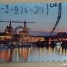 Timbres: SELLO ALEMANIA FEDERAL AÑO 2014. Lote 269496448