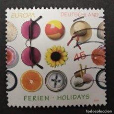 Timbres: ALEMANIA 2004. EUROPA (C.E.P.T.) 2004 - HOLIDAYS. MI:DE 2397,. Lote 272241973