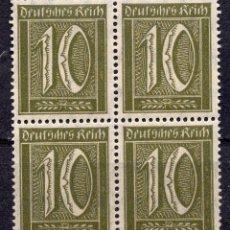 Sellos: ALEMANIA IMPERIO, 1921 , MICHEL 159A MNH. Lote 289887888