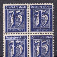 Sellos: ALEMANIA IMPERIO, 1922 , MICHEL 185 , MNH. Lote 289888123