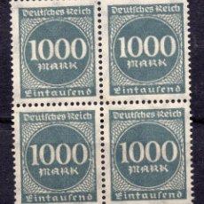 Sellos: ALEMANIA IMPERIO, 1923 , MICHEL 273 , MNH. Lote 289890528