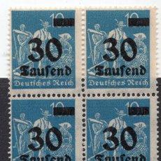 Sellos: ALEMANIA IMPERIO, 1923 , MICHEL 284 , MNH. Lote 289890673