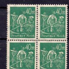 Sellos: ALEMANIA IMPERIO, 1923 , MICHEL 244A , MNH. Lote 289891323
