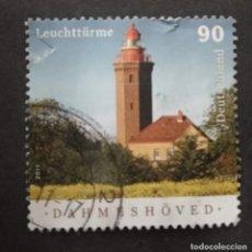 Sellos: ALEMANIA 2011. DAHMESHÖVED (BUILT 1878/79). MI:DE 2879,. Lote 277109578