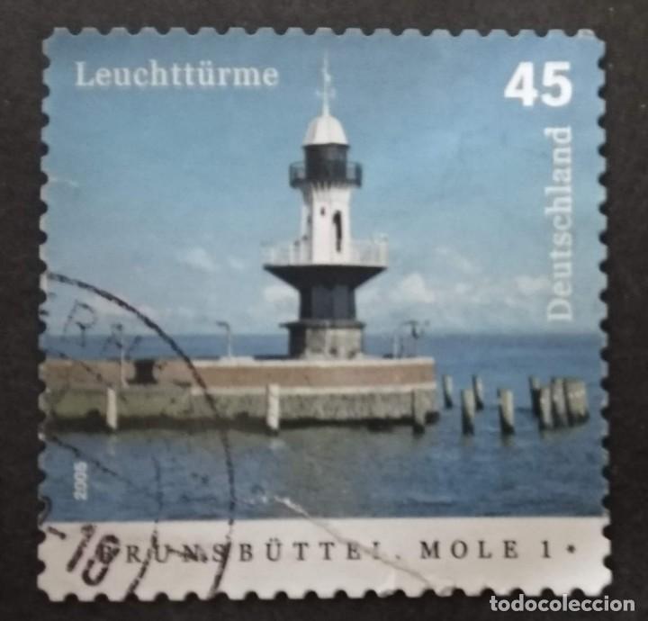 ALEMANIA 2005.BRUNSBÜTTEL, MOLE 1. MI:DE 2479B (Sellos - Extranjero - Europa - Alemania)