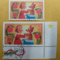 Sellos: ALEMANIA 2015.. Lote 277164623
