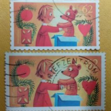Sellos: ALEMANIA 2015.. Lote 277165108