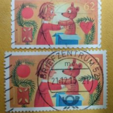 Timbres: ALEMANIA 2015.. Lote 277165558