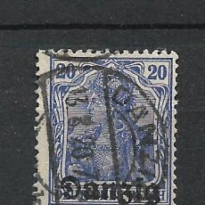 Sellos: ALEMANIA DANZIG 1920 MICHEL 4 USADO - 7/39. Lote 277207803