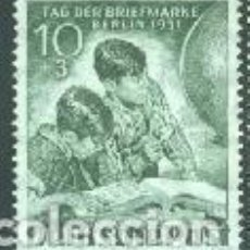 Sellos: SELLO USADO DE BERLIN 1951, YT 66. Lote 277309083