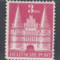 Sellos: ALEMANIA, BIZONA, 1948 YVERT Nº 67 /*/, TIPO I,. Lote 277659298