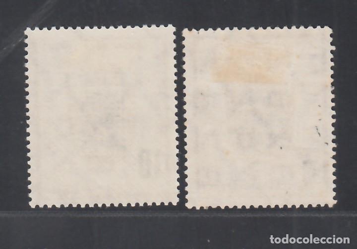 Sellos: ALEMANIA FEDERAL, 1955 YVERT Nº 89 / 90 /*/, - Foto 2 - 277847268