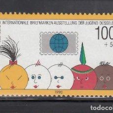 Sellos: ALEMANIA FEDERAL, 1990 YVERT Nº 1304 /**/. Lote 278515818