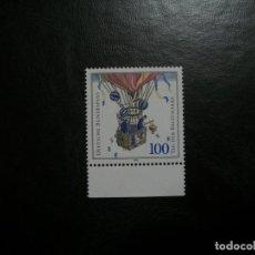 Sellos: /05.08/-ALEMANIA FEDERAL-1992-100 PF. Y&T 1470 SERIE COMPLETA EN NUEVO(**MNH). Lote 279517303