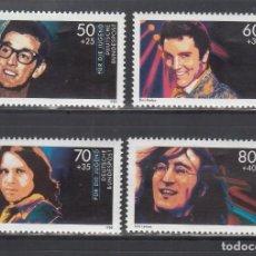 Sellos: ALEMANIA FEDERAL, 1988 YVERT Nº 1195 / 1197 /**/. Lote 280690983