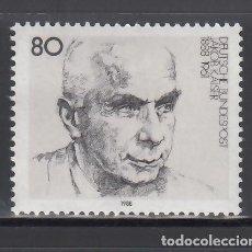Sellos: ALEMANIA FEDERAL, 1988 YVERT Nº 1182 /**/. Lote 280691613