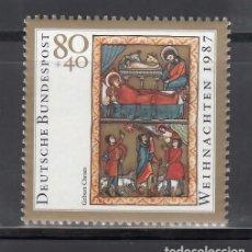 Sellos: ALEMANIA FEDERAL, 1987 YVERT Nº 1178 /**/. Lote 280692223