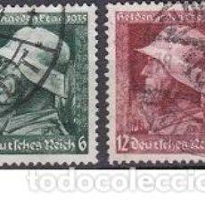 Selos: LOTE DE SELLOS ANTIGUOS DE ALEMANIA III REICH - EJERCITO - ESVASTICA - PARTIDO NAZI - WWII -. Lote 283470413