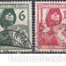 Selos: LOTE DE SELLO ANTIGUO DE ALEMANIA III REICH - EJERCITO - ESVASTICA - PARTIDO NAZI - WWII -. Lote 283470923
