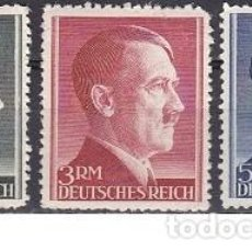Sellos: LOTE DE SELLOS NUEVOS ANTIGUOS DE ALEMANIA III REICH - HITLER - ESVASTICA - NAZI - WWII. Lote 283474148