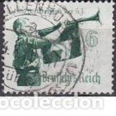 Sellos: LOTE DE SELLO ANTIGUO DE ALEMANIA III REICH - JUVENTUDES SOCIALISTAS - PARTIDO NAZI - WWII. Lote 283480768