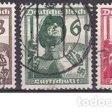Sellos: LOTE DE SELLOS ANTIGUOS DE ALEMANIA III REICH - EJERCITO - ESVASTICA - NAZI - WWII. Lote 283672533