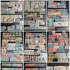 Sellos: ALEMANIA ORIENTAL O DDR ZONA SOVIETICA LOTE SELLOS USADOS 9 FOTOS. Lote 285048473