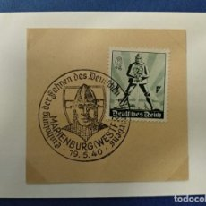 Timbres: ALEMANIA IMPERIO , TERCER REICH 1940 YVERT 669 MICHEL 745,. Lote 285343828