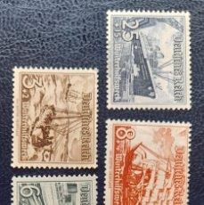 Sellos: ALEMANIA IMPERIO 1937**. Lote 287559523