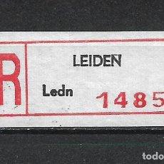 Selos: ALEMANIA DDR SERVICIO DE MARCAS - 15/7. Lote 288305568