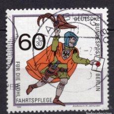 Sellos: BERLIN, 1989 , MICHEL 852. Lote 288392173